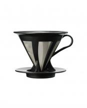 ブラック 1~4杯用 カフェオールドリッパー02○CFOD-02-B