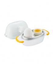 レンジでゆで卵 2個用