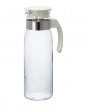 オフホワイト 冷蔵庫ポットN