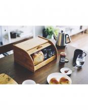 竹製ブレッドケース