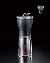 ブラック●コーヒーミル・セラミックスリム○MSS-1TB