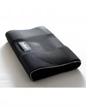 ブラック●炭フォーム枕『ジザイ』○13084