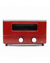 レッド スチーム機能付きオーブントースター