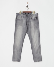 DARK GREY●ANBASS 10.5 OZ STRETCH DENIM○M914  .000.21C 968
