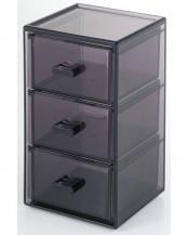スモーク ファセタ 3段ボックス