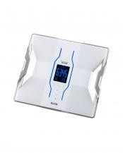 ホワイト●スマートフォンと連携可能 体組成計 インナースキャンデュアル○RD907