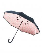 アプリコットピンク(DPPK) 2重傘circus(サーカス)Dot 晴雨兼用