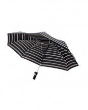 ストライプ 軸をずらした傘「Sharely(シェアリー)」