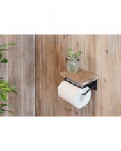 JOKER 杉の古材 トイレットペーパーホルダー1連○41-020