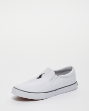 WHT/NVY SETH SLIPON│KIDS