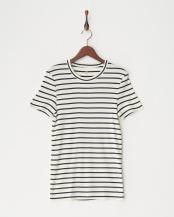 60●マリニエールクルーネック半袖Tシャツ(G)○25142