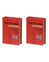 LONDON ブックボックス 2個セット