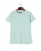 ミント●BERRY EASY<br />クルーネック 半袖Tシャツ○3540J008