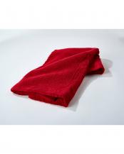 ワインレッド●世界3大コットン「スーピマコットン」使用 バスタオル 5枚セット○EF-TW01REx5
