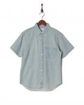 BLUE●シャツ○BASIC-MK-045