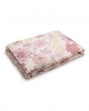 ピンク●日本製洗えるエコダウンケット○25356ECO50025S