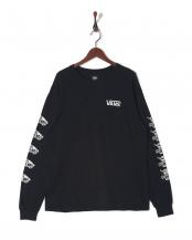 BLACK●長袖Tシャツ○VA18SS-MT02