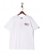 WHITE●半袖Tシャツ○VA18SS-MT34