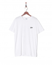 PUMA WHITE●GRAPHIC MULTIPLE LOGO SS Tシャツ○579086