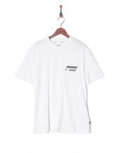 PUMA WHITE●REBEL ポケット SS Tシャツ○844239