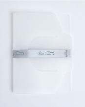 Silver●Petit Closet 20 M(20枚セット)○PetitClo-M-20-sl