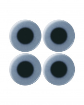 BL●NOX プレート28cm 4枚セット○NX2801x4