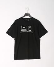 ブラック●CYA/TS KNOWLEDGE Tシャツ○CYA18U0065