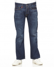 DARK BLUE● 11.5 OZ DEEP BLUE DENIM○M955  .000.606 300