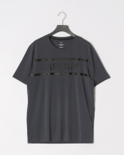 058_GUNMETAL● MP_KNITS SS TEE○4MS9K192
