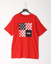 RED●半袖Tシャツ○VA18HS-MT03