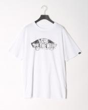 WHITE●半袖Tシャツ○VA18HS-MT10
