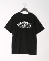 BLACK●半袖Tシャツ○VA18HS-MT13