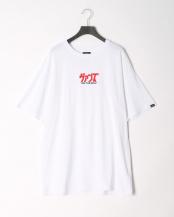 WHITE●半袖Tシャツ○VA18HS-MT17