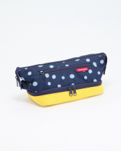 SO1771 COSMETIC BAG S SPOTS NAVY/YE○39207500
