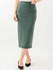 グリーン●ペンシルロングスカート Sybilla ○GBHCA73270