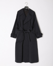 BLACK●FULLY DULL STRETCH COAT○GV1831058