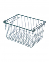 GN●STACKS WIRE STORAGE BASKET_L○002994
