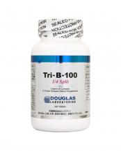 ダグラスラボラトリーズ トリ-B-100 1/4 スプリット(ビタミンB) 240粒/約60日分○7015006