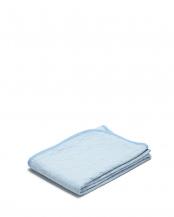 ブルー●水洗いキルト敷パット シングル○NRWK620-100