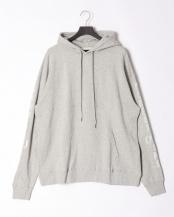 グレー●over size hoodie○NDO-807