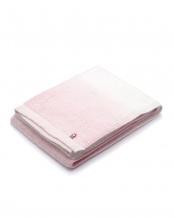 ピンク●はねわた 裏面ガーゼの中空無撚糸 バスタオル○TT18302600