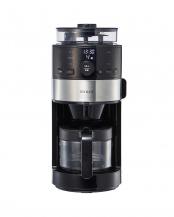 シルバー●コーン式全自動コーヒーメーカー○SC-C111