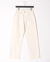 WHITE●HIGHT WAIST DENIM PA○17SMSPA20