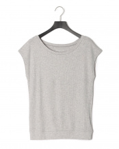 Mグレー●SOFT FRENCH TEE○DS59201