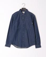 Rinse Wash GB●AF LS Mumford Dnm Shirt RINSE○TB0A1LXPL701