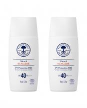 UVプロテクションミルクSPF40 PA++++ 2本セット○4540260010112×2