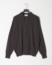 CHARCOAL●ALL TIME KNIT COLLAR○MA-K-010