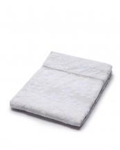 グレー●日本製ジャガード織タオルケット○NR02101