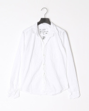 white●shirts(布帛)/レザー○2310700753