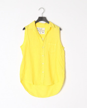 yellow●shirts(布帛)/レザー○2510700782